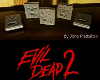 Evil Dead 2 Necronomicon/Book of the Dead magnet