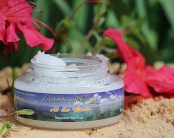 CaribbeanBreeze Salt Scrub 5 oz