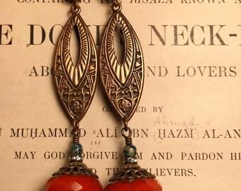 Bergamia Earrings