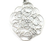 Organic Vine Pendant - Size Medium - Ready to Ship