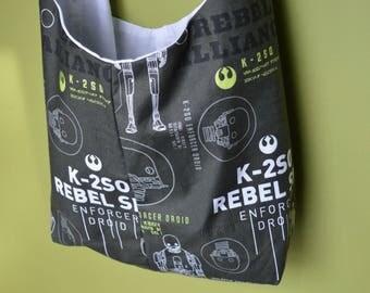Rogue One Hobo Bag
