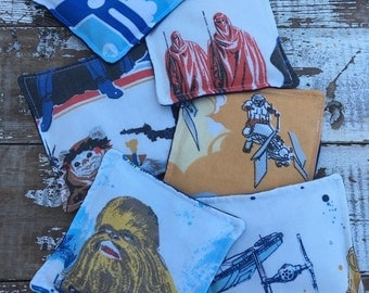 40% OFF- Vintage Star Wars Bean Bags-For the Little Man in Your Life