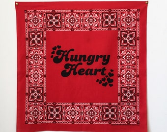 Hungry Heart Bandana