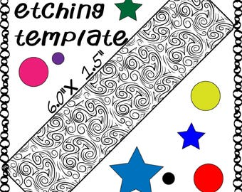 Patch Frame Work Making jewelry Etching Patch work Cuff pattern Download -DT-UNF-patch-7