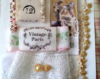 Paris inspiration kit