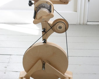 Pollywog SpinOlution Spinning Wheel- Choose Your Size- Great for Children- Free Shipping in the US