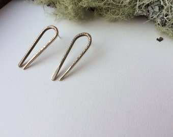 Serpent Earrings - Medium