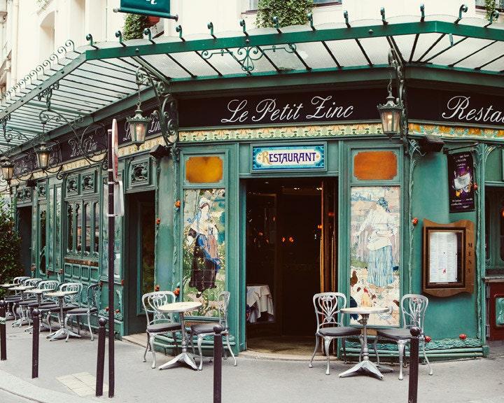 St Germain Des Pres Cafe
