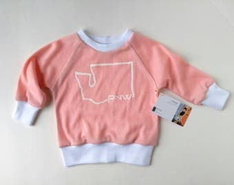 Coral WA shirt