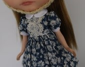 LIMITED Blythe Dress - Blue Floral