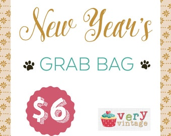 New Year's Grab Bag - Mystery Surprise Collar Cat Collar Cat Collar Breakaway Safety Buckle Deal