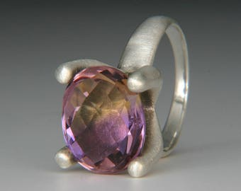 Annie Ring with Ametrine