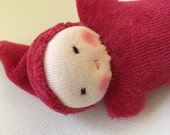 Reserved for Ricci, don't buy this doll, waldorf doll, germandolls, stockingstuffer, Waldorf toy