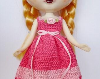 Blythe Dress Pretty in Pink