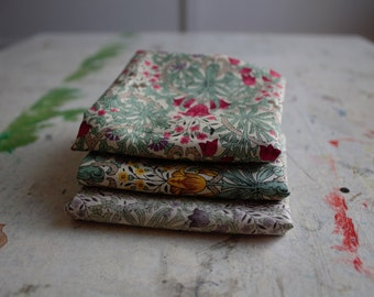 Floral Swirlies: A Napkin Story (Set of 3)