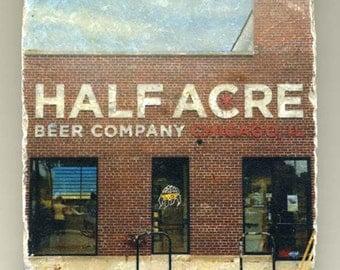 Half Acre- Original Coaster