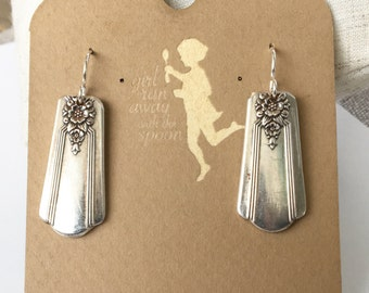 Spoon Handle Earrings