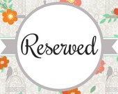 Reserved Listing for Juju