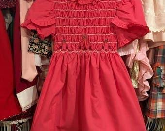 Polly Flinders Dress Girls 4/5