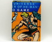 Sewn Comic Book Wallet - He-Man and the Masters of the Universe - He-Man
