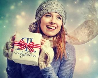 Gift Card | Gift Certificate | Christmas Gift | Stocking Stuffer