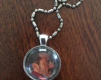 Negan (WalkingDead) pendant and chain