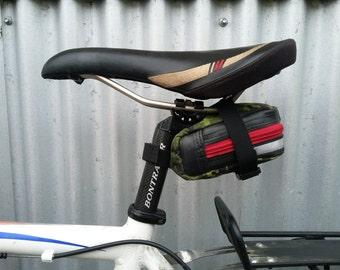 Bike Seat Bag - Bike Tubes - Bicycle Accessory