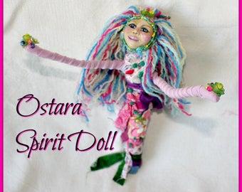 Ostara Spirit Doll
