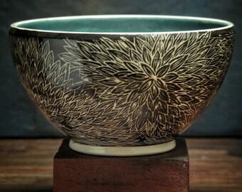 Dahlia Bowl