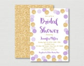 Purple & Gold Bridal Show...
