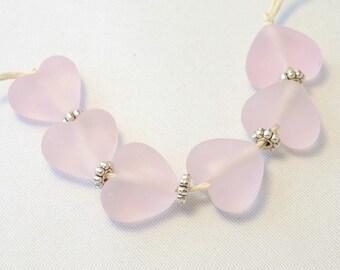 Lil Heart Beads