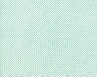 Basics (55071 35) Scrumptious Stripe Aqua Bonnie & Camille