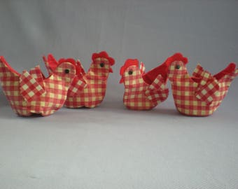 Egg Cups-Handmade Egg Cups- Chicken Egg Cups