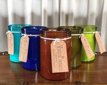 Venice Paradise soy candles- handmade in LA