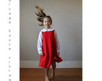 1960s Saks Fifth Ave Jumper >>> Size 5t/6