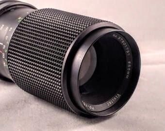 Vivitar 70-150mm f/3.8 FD Mount zoom lens