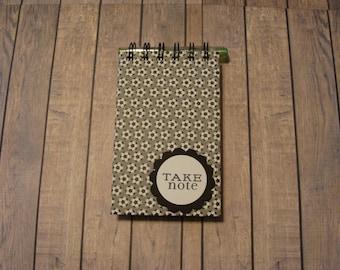 Soccer Themed Notebook