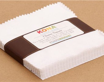 177964 white Charm Pack fabric bundle Robert Kaufman USA
