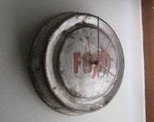 1959  Ford Truck Hubcap Clock no.2468