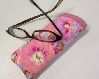 Eyeglass Cases - Quilted