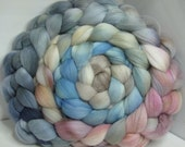 Merino 15.5 Roving Combed Top 5oz - Weathered Door 2