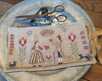 From Me to Thee Sewing Roll PATTERN