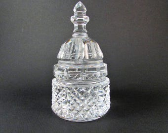 Vintage Waterford Crystal Washington D.C. Capitol Building Paperweight Graduation Present Fathers Day Gift