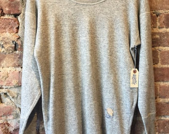 vintage 40s winsted wool thermal shirt