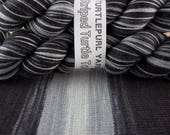 Greyscale Dark - LIMITED EDITION -  Striped Turtle Toes