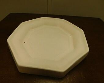 "8"" Octogan Edge Plate Mold"