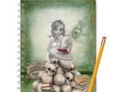Ghost Notebook - Ghost Journal - Art Notebook - Ghost Stories
