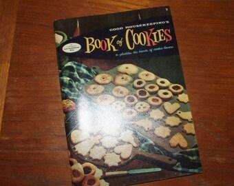 1958 Good Housekeeping's BOOK of COOKIES Cookie Lovers Recipes  1065
