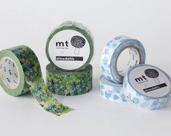 mt Washi Masking Tape - Bird Song - almedahls