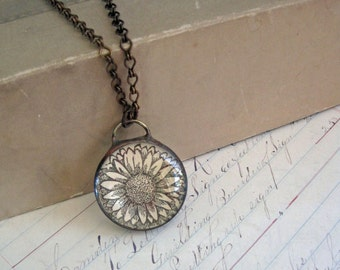 Memories Vintage Lace Necklace By Thatoldbluehouse2 On Etsy